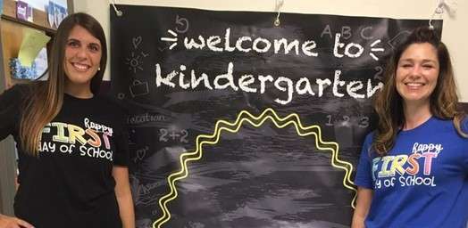 McClellan Kindergarten Teachers