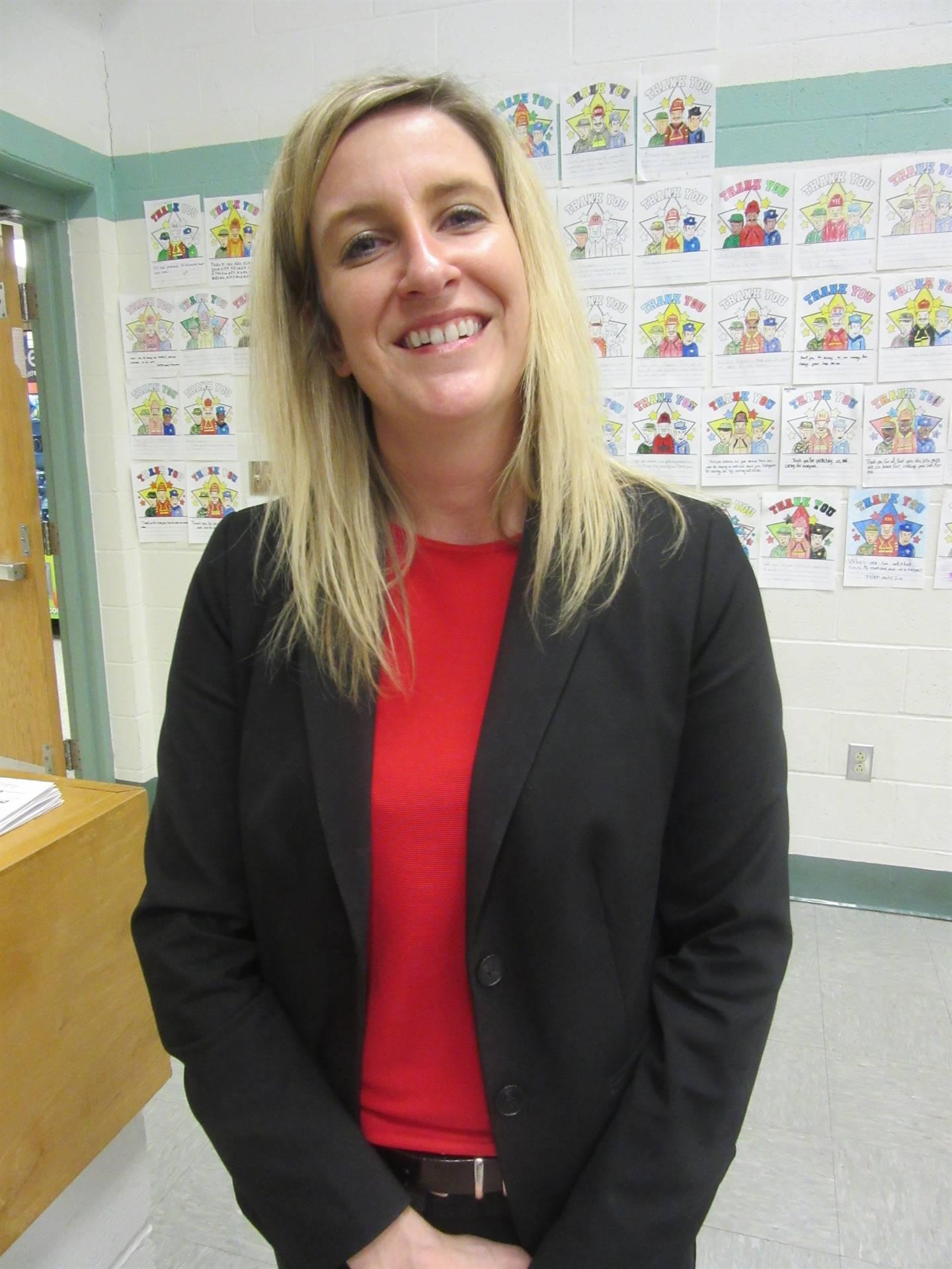 Assistant Principal Merwin
