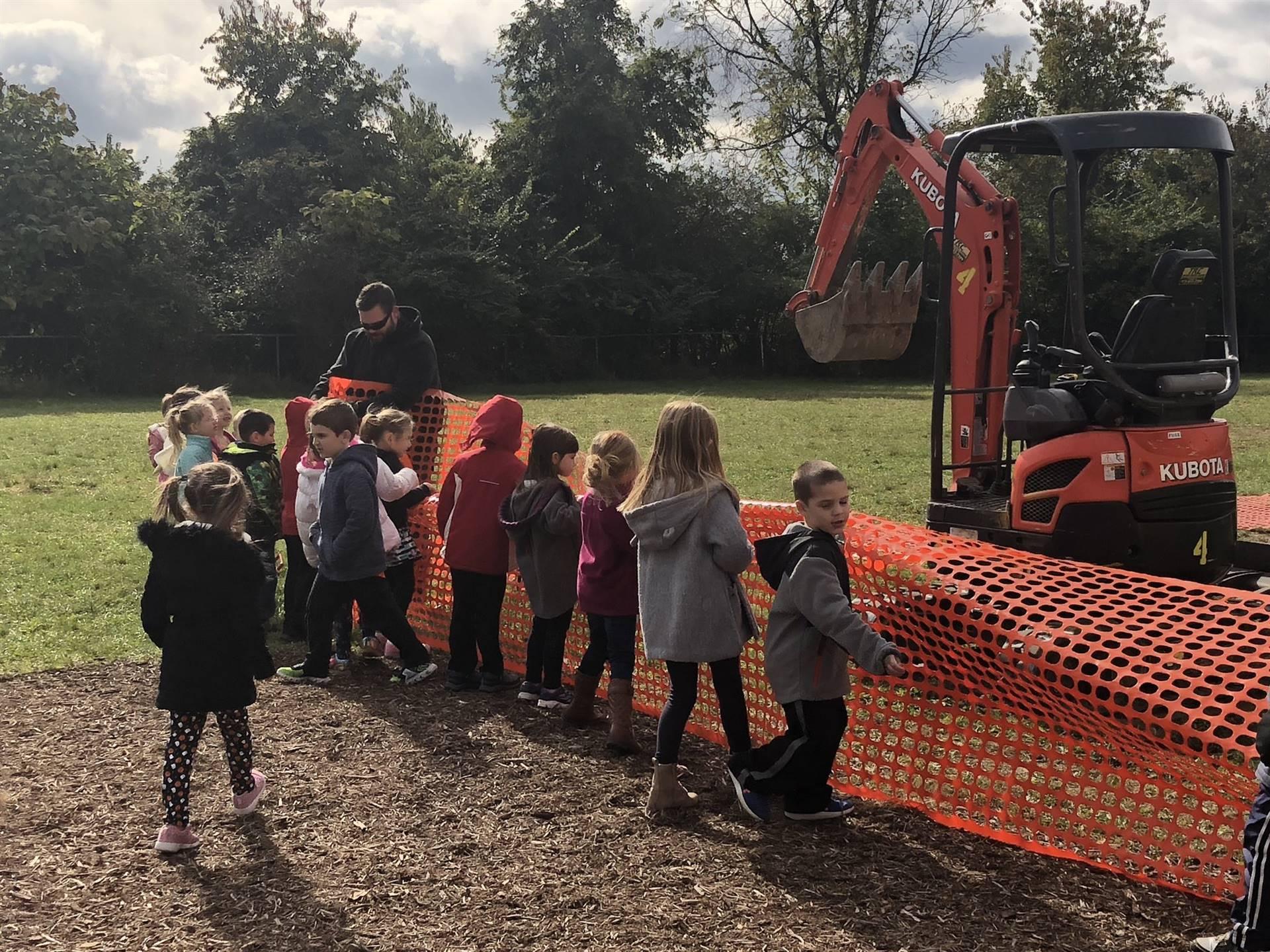 playground progress