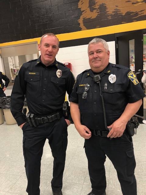 2 police officers