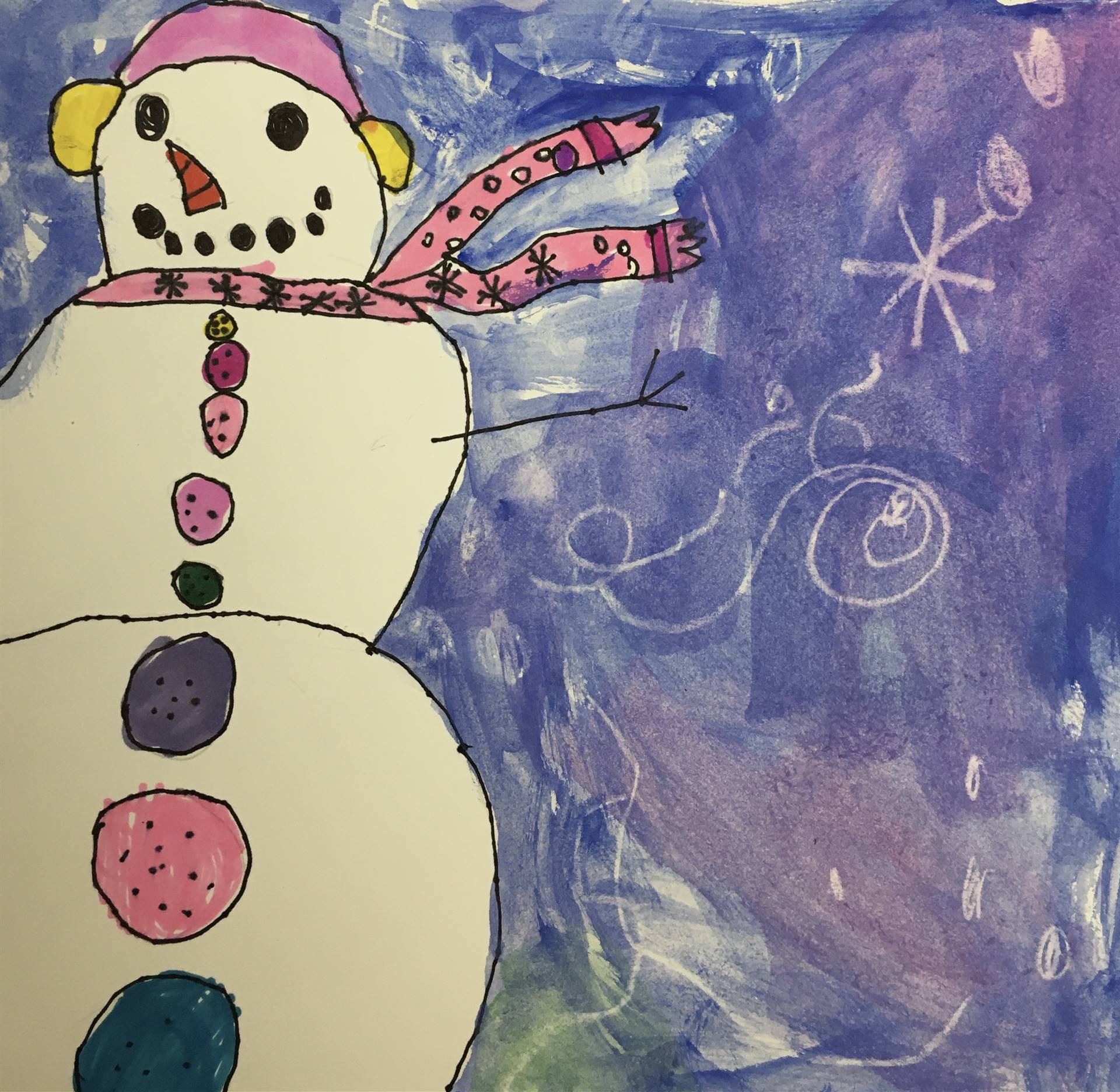 1st Grade - Gabby Winsor
