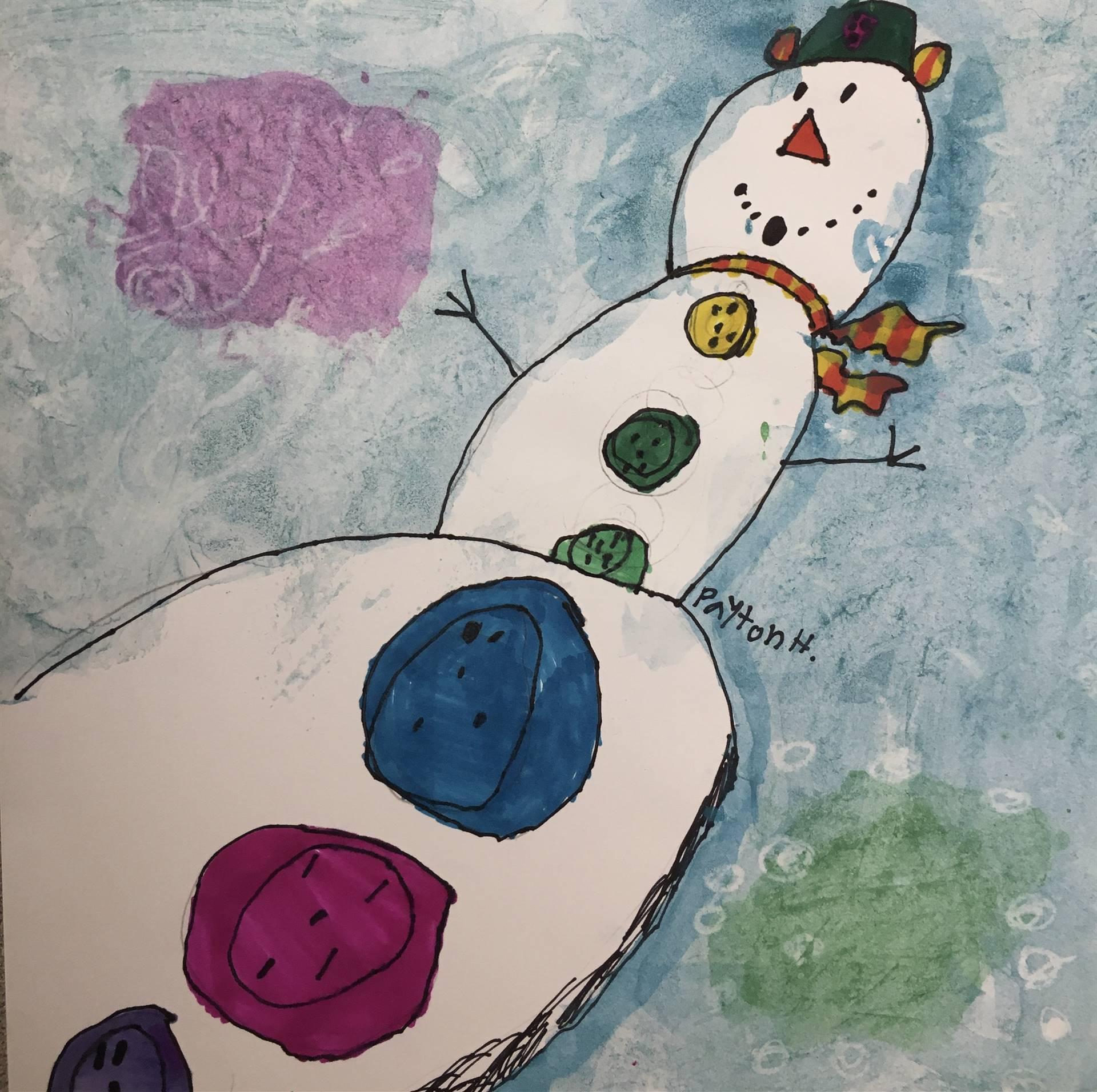 1st Grade - Payton Humbert