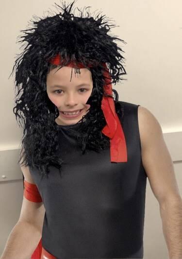 2nd Grade - Ian Luciew