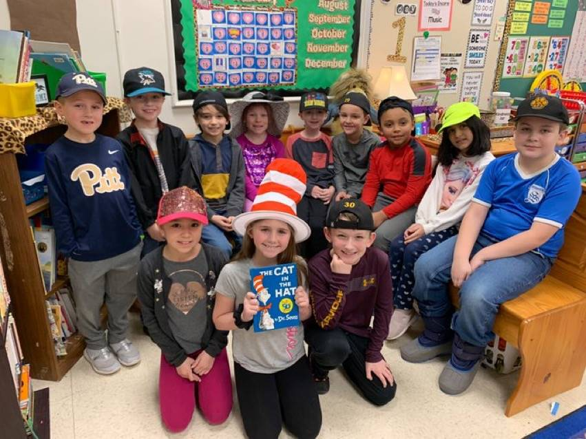 Cat in the Hat Day