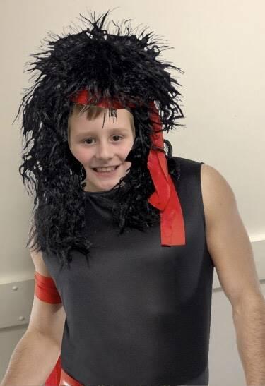 2nd Grade - Griffin Murphy